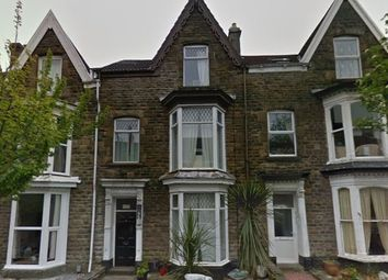 Thumbnail 4 bedroom terraced house for sale in St Albans Rd, Uplands, Swansea