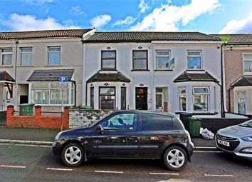 Thumbnail 3 bed terraced house for sale in Oxford Street, Pontypridd