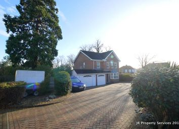 Thumbnail 4 bed property for sale in Caldecot Avenue, Cheshunt, Waltham Cross