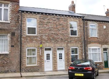 Thumbnail 2 bedroom terraced house to rent in Argyle Street, South Bank, York