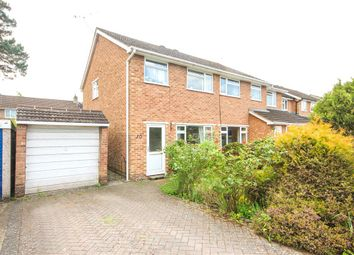 Thumbnail 3 bed semi-detached house for sale in Durnsford Avenue, Fleet