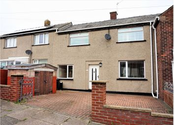 Thumbnail 2 bed terraced house for sale in Ribble Gardens, Barrow-In-Furness