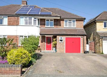 Thumbnail 4 bed semi-detached house for sale in Wavell Road, Maidenhead