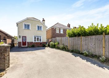 Thumbnail 3 bed detached house for sale in Webb Lane, Hayling Island