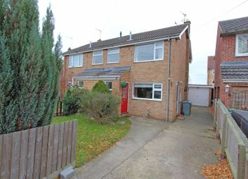 Thumbnail 3 bed semi-detached house to rent in Godiva Crescent, Bourne