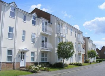 Thumbnail 1 bed flat to rent in Moorhen Court, Watermead, Aylesbury