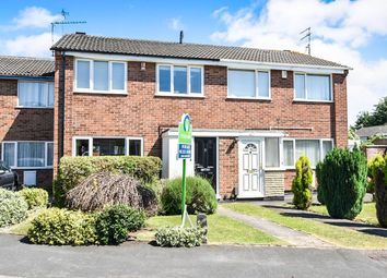 Thumbnail 3 bed terraced house for sale in Portman Chase, Stenson Fields, Derby