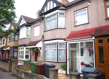 Thumbnail 4 bed terraced house to rent in Woodlands Avenue, Chadwell Heath, Romford