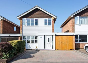 Thumbnail 3 bed detached house for sale in Hill Lane, Chase Terrace, Burntwood