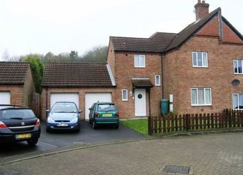 Thumbnail 3 bed semi-detached house to rent in School Lane, Chesterfield, Derbyshire