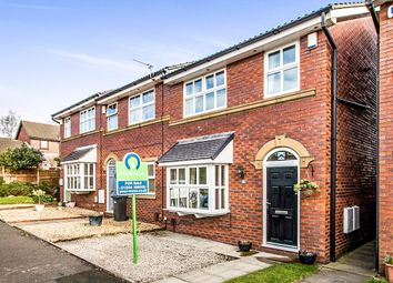 Thumbnail 3 bed terraced house for sale in Wardens Bank, Westhoughton, Bolton