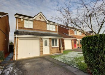 Thumbnail 3 bed detached house for sale in Birkdale Drive, Shiney Row, Houghton Le Spring