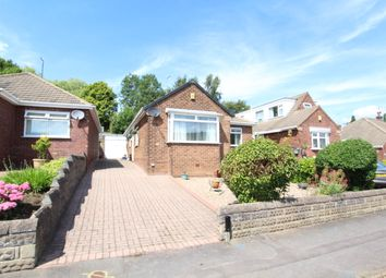 Thumbnail 2 bed detached bungalow for sale in Oakhill Road, Dronfield