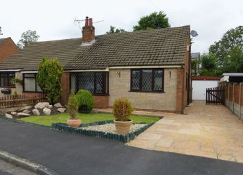 Thumbnail 2 bedroom semi-detached bungalow for sale in Tristan Avenue, Walmer Bridge, Preston