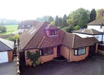 Thumbnail 3 bed bungalow for sale in Church Lane, Finchampstead, Wokingham, Berkshire