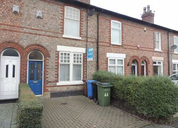 Thumbnail 3 bed terraced house for sale in Dialstone Lane, Offerton, Stockport