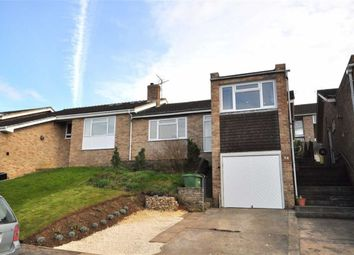 Thumbnail 3 bed semi-detached house for sale in Langtoft Road, Stroud