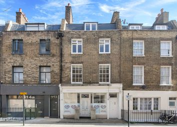 Thumbnail 4 bed terraced house for sale in Cleveland Street, London