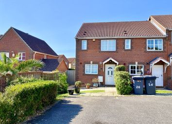 Thumbnail 2 bed terraced house for sale in Lavant Road, Stone Cross, Pevensey