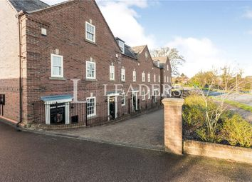 Thumbnail 3 bed terraced house for sale in Ayston Road, Uppingham, Oakham