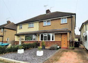 St. Dunstans Road, Hunsdon, Ware SG12. 3 bed semi-detached house for sale
