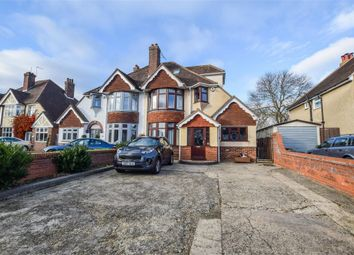 Thumbnail 4 bed semi-detached house for sale in Shrub End Road, Colchester, Essex