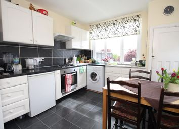 Thumbnail 3 bed flat to rent in London Road, North Cheam, Sutton