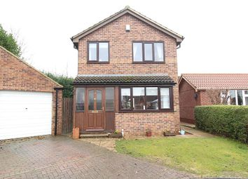 Thumbnail 3 bed detached house for sale in Beck Close, Howden, East Yorkshire