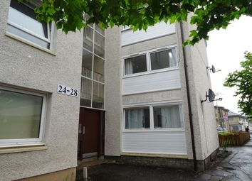Thumbnail 1 bed flat to rent in Stuart Street, The Village, East Kilbride