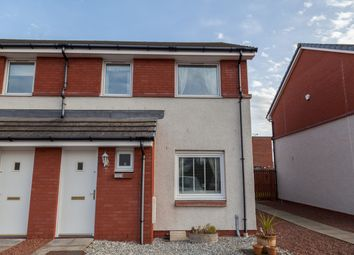 Thumbnail 3 bed semi-detached house for sale in Dockers Garden, Ardrossan, North Ayrshire