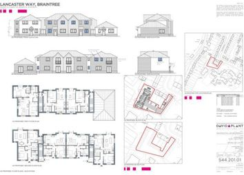 Thumbnail Land for sale in Lancaster Way, Braintree