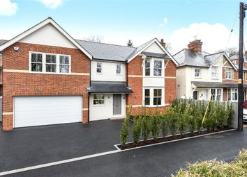 Thumbnail 4 bedroom detached house to rent in Chobham Road, Sunningdale, Ascot