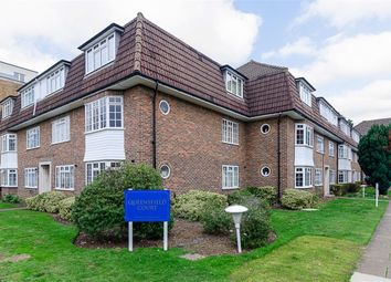 Thumbnail 2 bed flat for sale in London Road, Cheam, Surrey