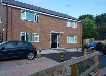 Thumbnail 2 bed flat to rent in Canterbury Close, Luton