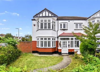 Thumbnail 3 bed end terrace house for sale in Cheyne Avenue, London