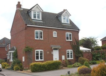 Thumbnail Detached house to rent in Morrison Park Road, West Haddon, Northamptonshire