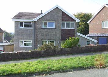 Thumbnail 5 bedroom detached house for sale in Landor Avenue, Killay, Swansea