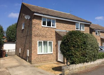 Thumbnail 2 bed semi-detached house to rent in St. Andrews Close, Abingdon