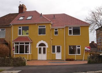 Thumbnail 1 bed flat to rent in Conygre Road, Filton, Bristol