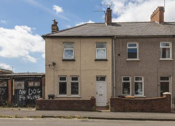 Thumbnail 3 bed terraced house for sale in Annesley Road, Newport