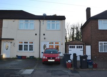 Thumbnail 2 bed end terrace house for sale in Northumberland Crescent, Bedfont, Bedfont