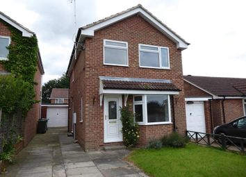 Thumbnail 3 bed detached house for sale in Newlands, Northallerton