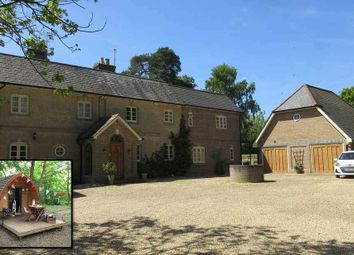 Thumbnail Hotel/guest house for sale in Ingham Road, West Stow, Bury St. Edmunds