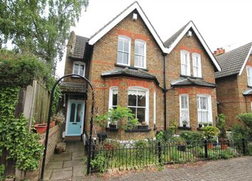 Thumbnail 2 bed end terrace house to rent in Thurstan Road, London