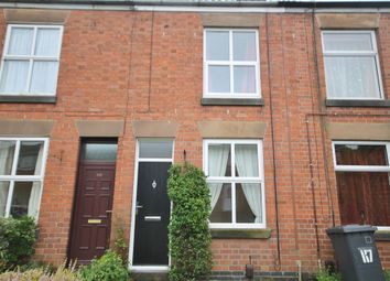 Thumbnail 2 bed terraced house to rent in Ratby Road, Groby, Leicester