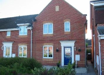 Thumbnail 3 bed end terrace house for sale in Chaytor Drive, Nuneaton, Warwickshire