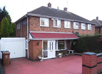 Thumbnail 3 bed semi-detached house for sale in Commonside, Brownhills, Walsall