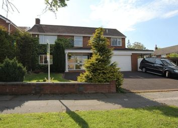 Thumbnail 5 bed detached house for sale in Gateacre Park Drive, Gateacre, Liverpool