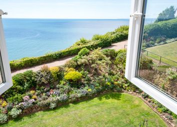 Thumbnail 2 bed flat for sale in Rosemullion Court, Cliff Road, Budleigh Salterton, Devon