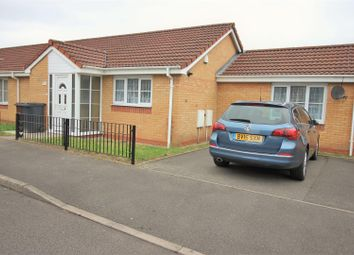 Thumbnail 2 bedroom semi-detached bungalow for sale in Marbury Drive, Bilston